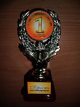 """III Всеукраїнський дитячий танцювально-вокальний фестиваль """"Brilliant"""" Запрошує"""", I-е місце """"Гопак"""""""